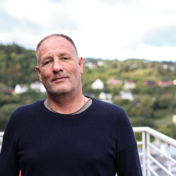 Asbjørn Larsen, styremedlem, RIO Rusmisbrukernes Interesseorganisasjon