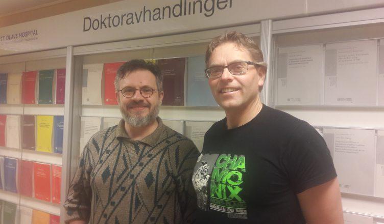 Bilde: Cuneyt Guzey og Einar Vedul-Kjelsås