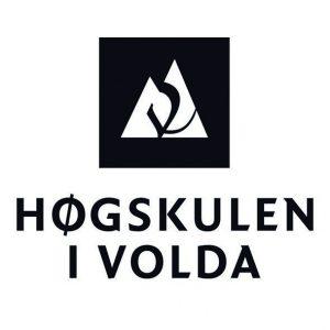 Bilde: Høgskulen i Voldas logo