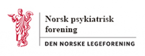 Image: Norsk psykiatrisk forening's logo