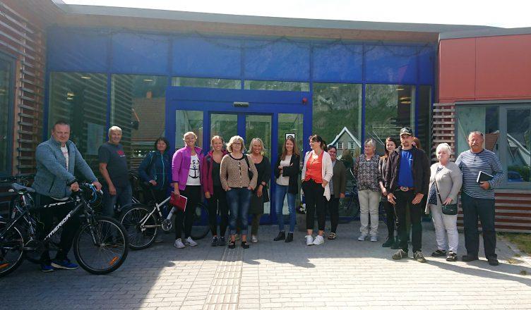 Bilde: Deltakere fra møtet