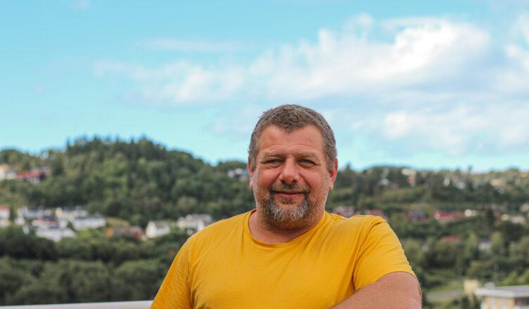 Geir Småvik ansatt i KBT