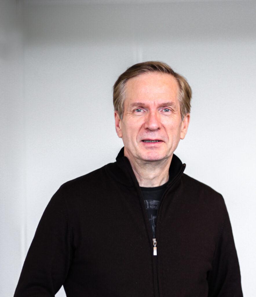 Rektor ved KBT Fagskole, Karl Johan Johansen