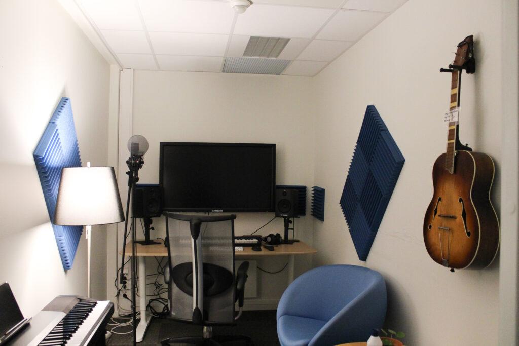 Bilde: Studio på Glimt recoverysenter